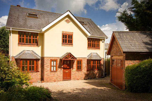 Thumbnail Detached house for sale in Fourmills Lane, Credition