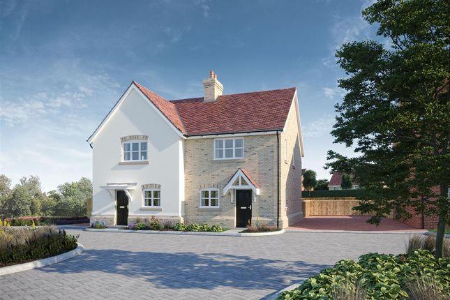 Thumbnail Semi-detached house for sale in Latchingdon Park, Burnham Road, Latchingdon, Essex