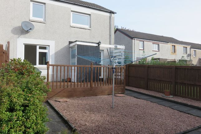 Thumbnail End terrace house to rent in Blair Avenue, Glenrothes