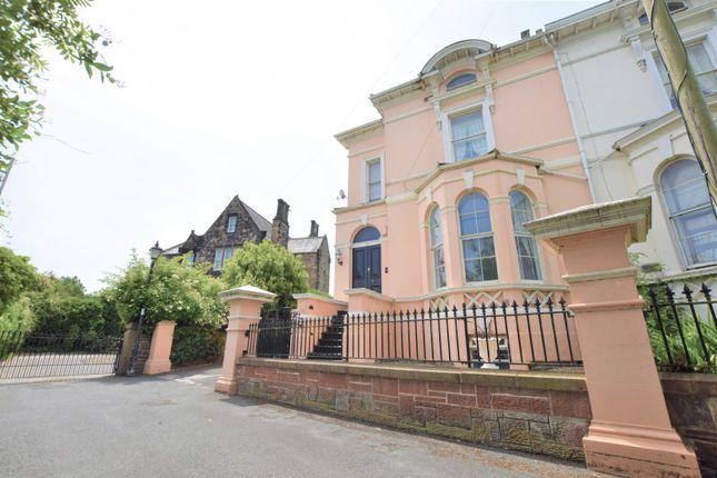 Thumbnail Semi-detached house for sale in Rock Park, Birkenhead