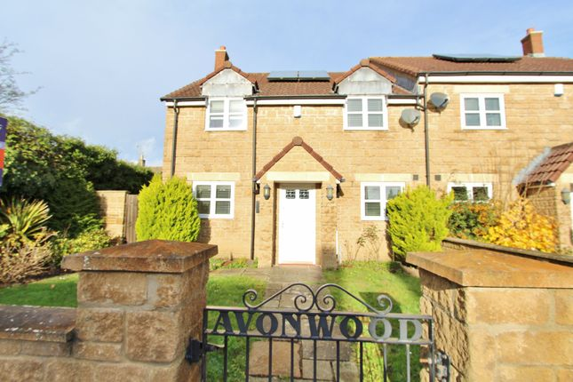 Thumbnail Semi-detached house to rent in Avonwood, Tunley, Bath