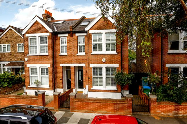 Thumbnail Semi-detached house for sale in Atbara Road, Teddington