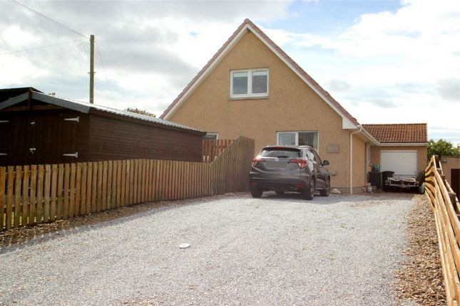 Thumbnail Detached house for sale in 16B Mid Street, Hopeman, Moray