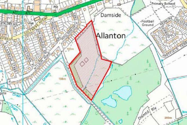 Thumbnail Land for sale in 10 Acre Site At Kingshill Road, Allanton, North Lanarkshire ML75Al