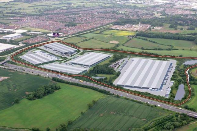 Industrial for sale in Rugby Gateway, Junction 1 M6, Rugby, Warwickshire