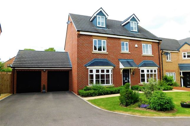 Thumbnail Detached house for sale in Westhorpe Lane, Rowley Park, Stafford.