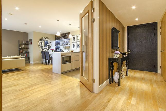 Thumbnail Flat for sale in Spinnaker House, Battersea Reach