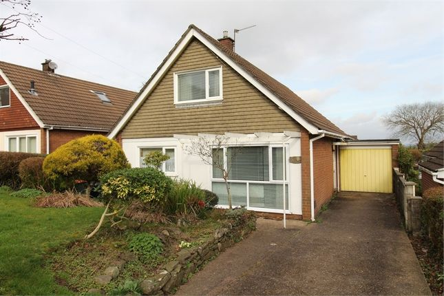 Thumbnail Detached bungalow for sale in Westfield Road, Caerleon, Newport