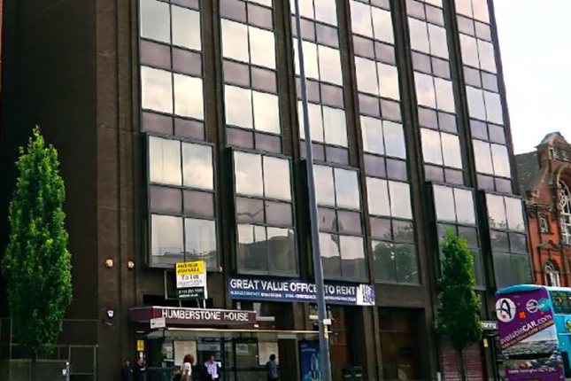 Thumbnail Office to let in 81-83 Humberstone Gate, Leicester