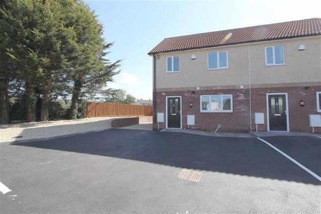 Thumbnail Semi-detached house for sale in Rhos Llantwit, Caerphilly