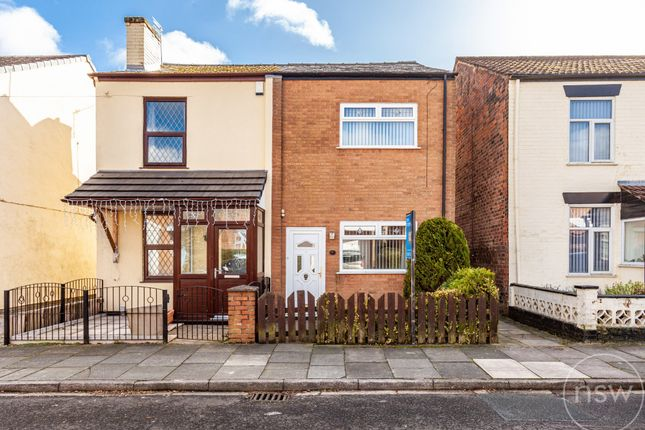 2 bed semi-detached house for sale in Derby Road, Skelmersdale WN8
