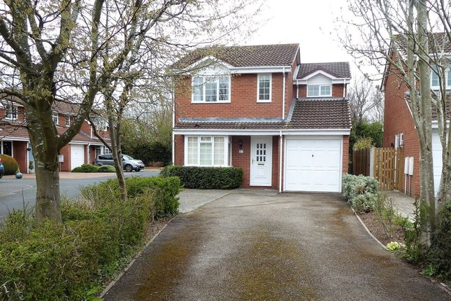 3 bed detached house to rent in Oswell Road, Shrewsbury SY2