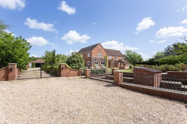 Thumbnail Detached house to rent in Little Washbourne, Tewkesbury