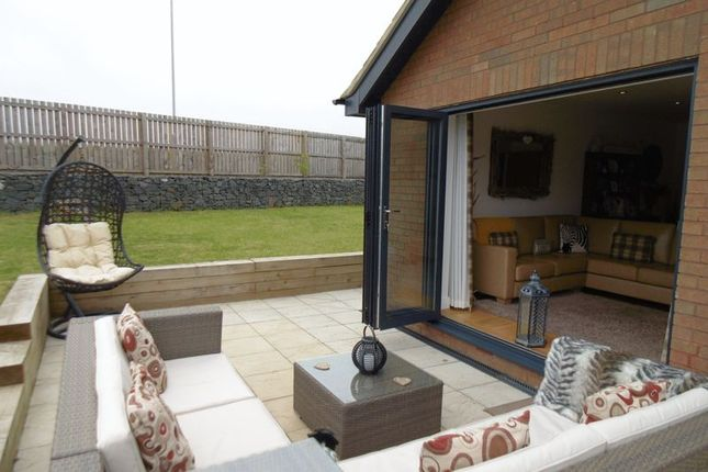 Thumbnail Detached bungalow for sale in Manor Grange, North Broomhill, Morpeth