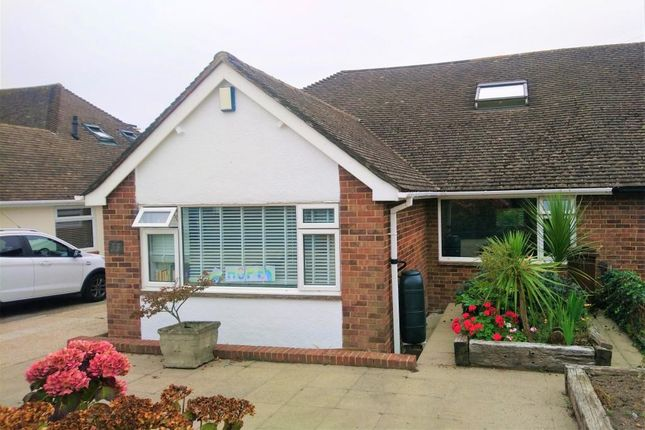 Semi-detached bungalow for sale in Dover Road, Polegate