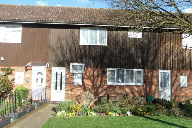 Thumbnail Terraced house to rent in Redwald Road, Rendlesham