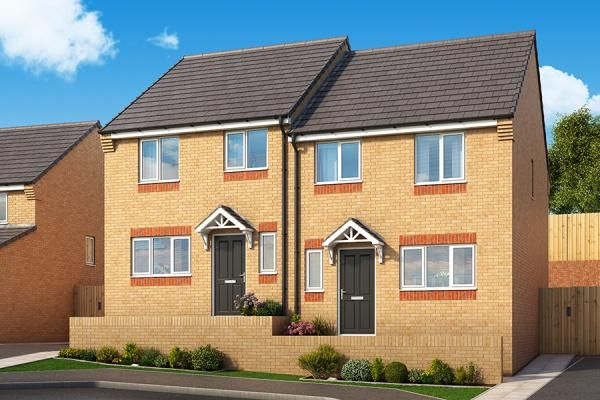 "Thumbnail Property for sale in ""The Larch At Coppice Heights"" at Palmer Road, Dipton, Stanley"