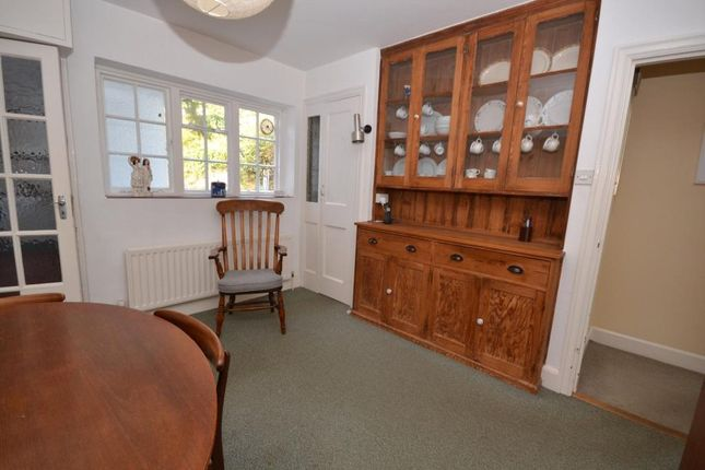 Dining Room of The Lawn, Budleigh Salterton, Devon EX9