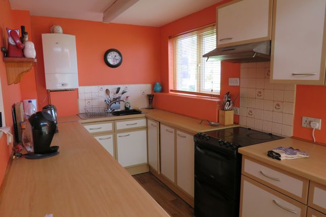 Thumbnail Detached bungalow for sale in Stamford Close, Plymouth