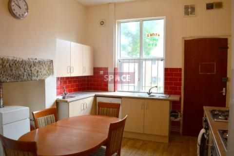 Thumbnail Terraced house to rent in Kensington Terrace, Leeds