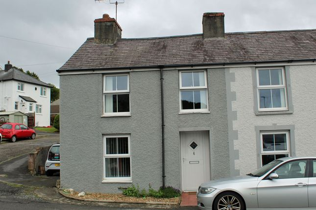 Thumbnail End terrace house to rent in Prospect Street, Aberystwyth