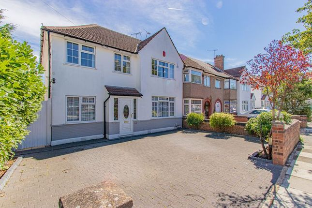 Thumbnail End terrace house for sale in Horsenden Lane North, Greenford