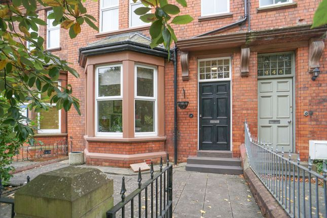 Thumbnail Town house for sale in Warwick Road, Carlisle
