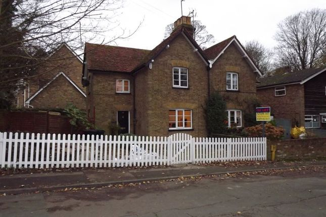 Thumbnail Property to rent in Park Hill, Old Harlow, Essex