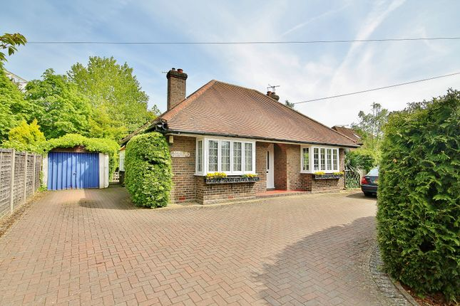 Thumbnail Detached bungalow for sale in Westfield Avenue, Woking