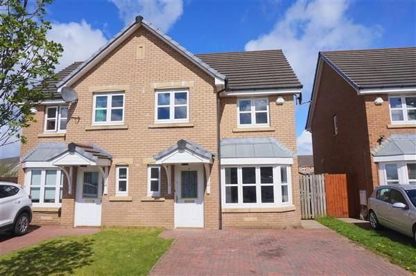 Thumbnail Semi-detached house to rent in Brown Court, Glasgow