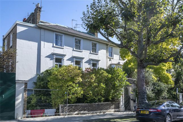 Thumbnail Semi-detached house for sale in Hamilton Terrace, London