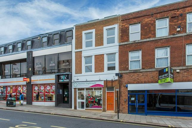 Thumbnail Commercial property for sale in 65 High Street Freehold Investment, Aylesbury, Buckinghamshire