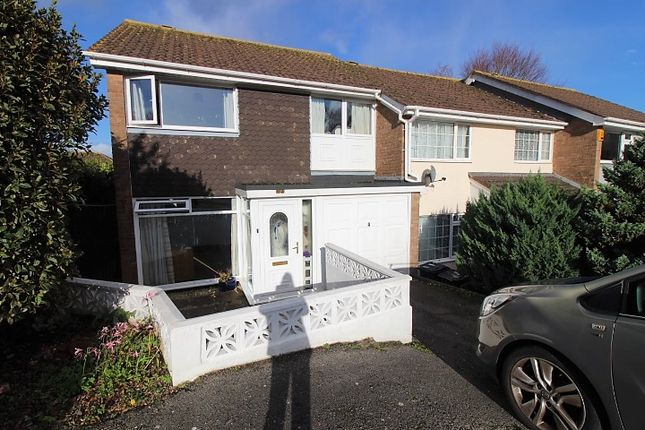 Thumbnail End terrace house to rent in Sturcombe Avenue, Paignton