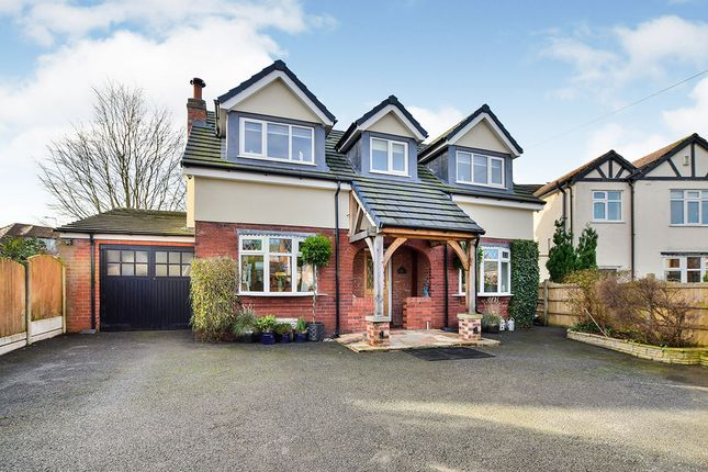 Front of Whirley Road, Macclesfield, Cheshire SK10