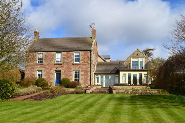 Thumbnail Detached house for sale in Crosshill, Chirnside, Duns, Berwickshire