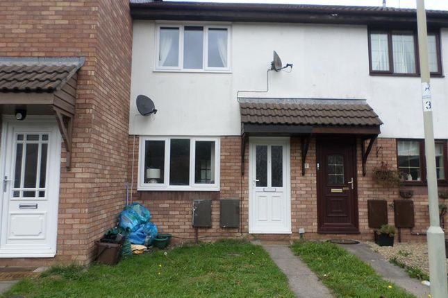 Thumbnail Terraced house to rent in Heol Pantruthin, Pencoed, Bridgend
