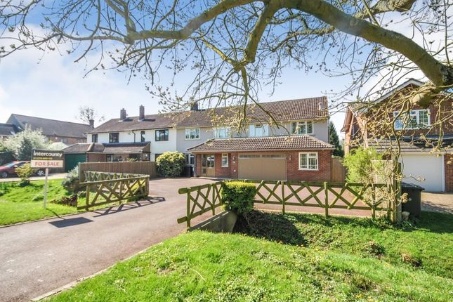 Thumbnail Semi-detached house for sale in Pishiobury Drive, Sawbridgeworth