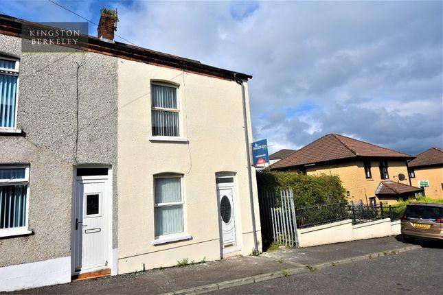 Thumbnail End terrace house to rent in Legann Street, Belfast