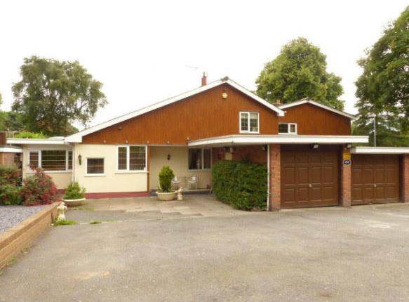 Thumbnail Detached bungalow for sale in Sutton Road, Walsall