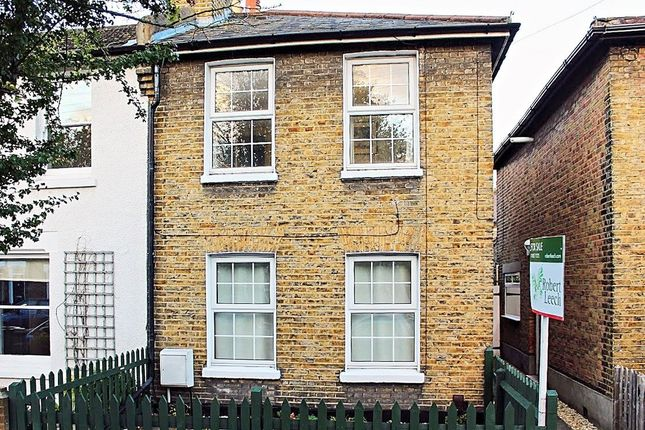Thumbnail End terrace house for sale in Couthurst Road, Blackheath, London.