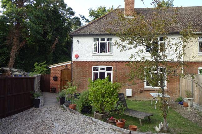 Semi-detached house for sale in Barfrestone, Dover