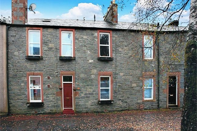 Thumbnail Terraced house for sale in Causeway Street, Moffat, Dumfries And Galloway