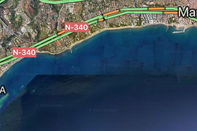 Thumbnail Land for sale in Puente Romano, Golden Mile, Málaga, Andalusia, Spain