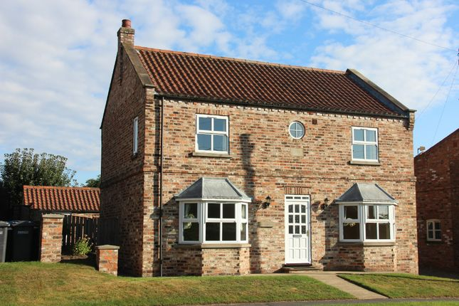 Thumbnail Detached house to rent in Main Street, Sutton-On-The-Forest, York