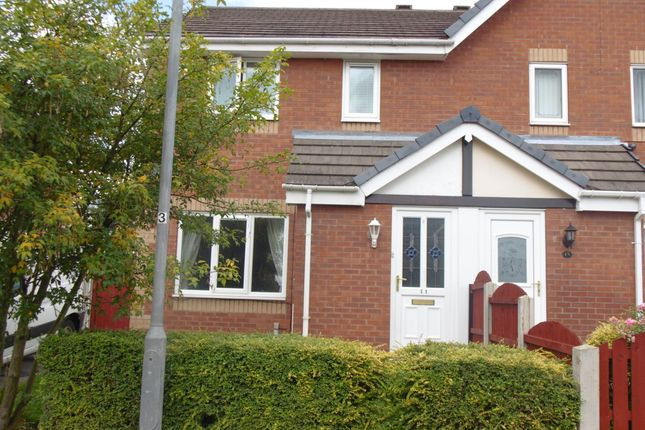 Thumbnail Semi-detached house to rent in The Leys, South Kirkby