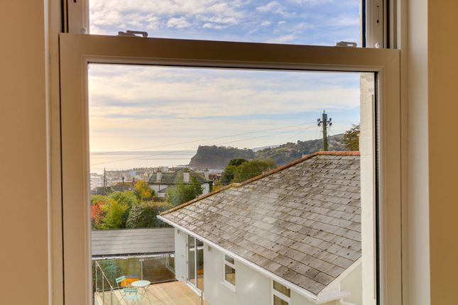 Thumbnail Flat for sale in Seaview, Southernhay, Teignmouth