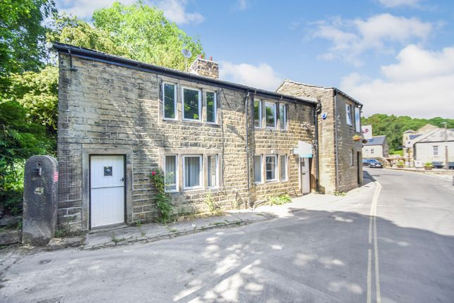 Thumbnail Cottage for sale in Goose Eye, Oakworth, Keighley