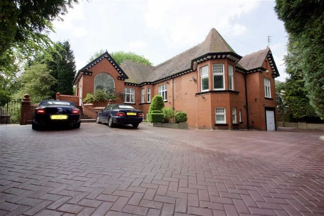 Thumbnail Detached house for sale in Old Hall Road, Salford