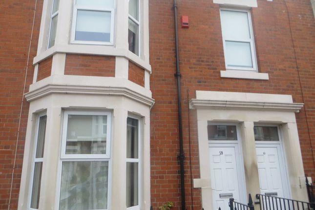 Thumbnail Maisonette to rent in Wingrove Road, Fenham, Newcastle Upon Tyne