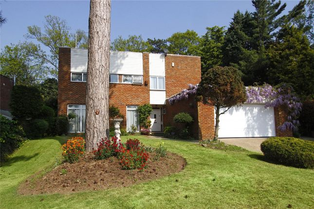 4 bed detached house for sale in Lord Chancellor Walk, Coombe, Kingston Upon Thames